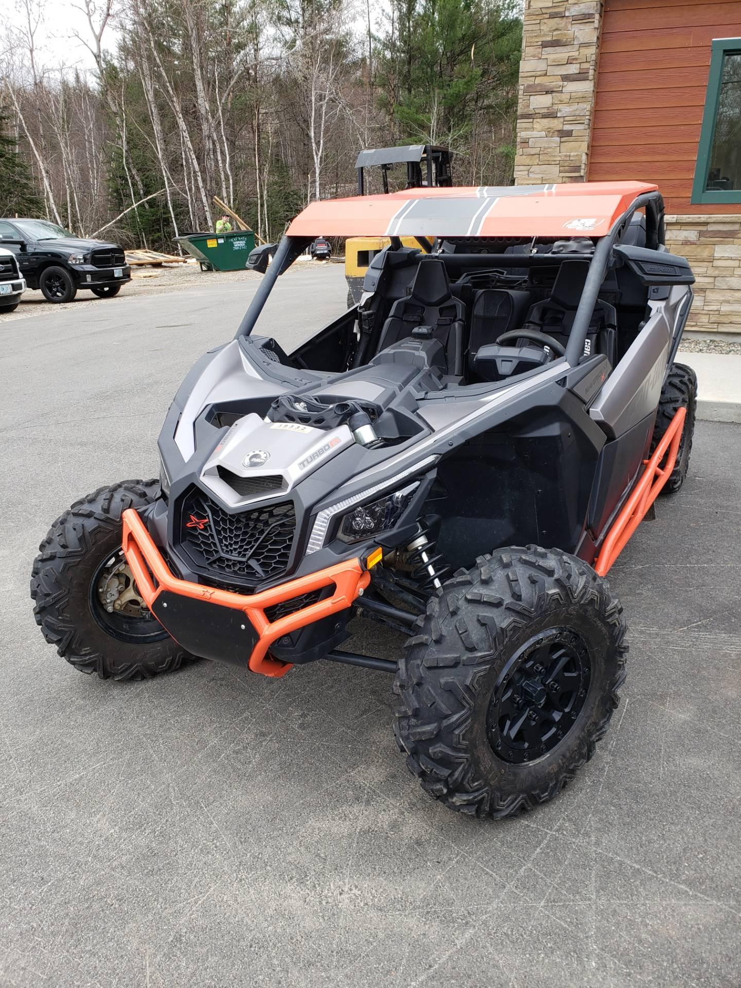 2018 Can-Am™ Maverick X3 X ds Turbo R 1