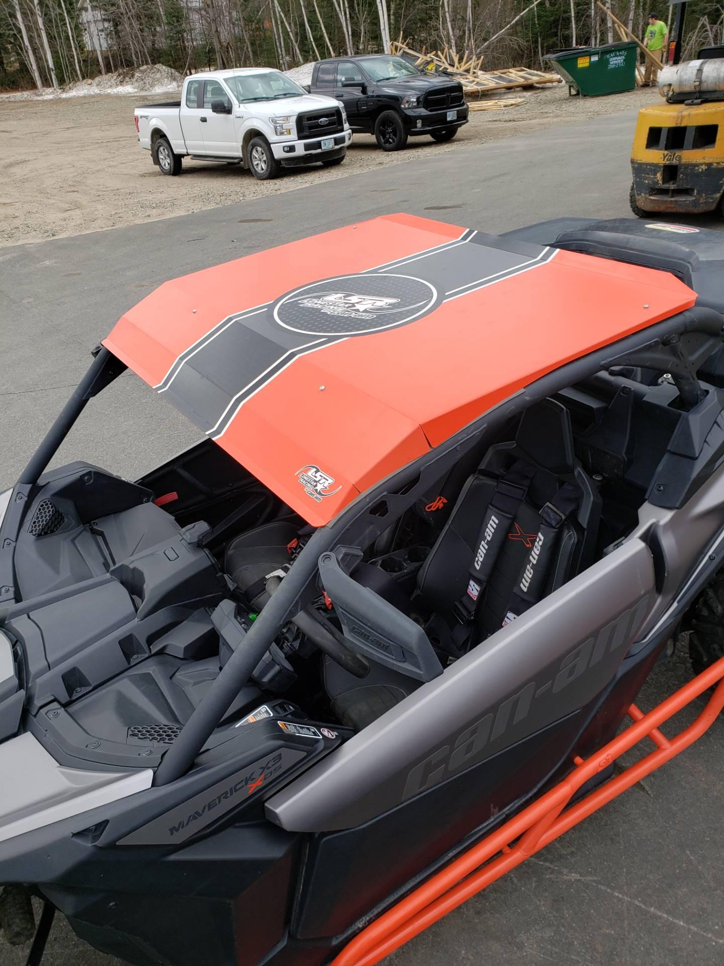 2018 Can-Am™ Maverick X3 X ds Turbo R 4