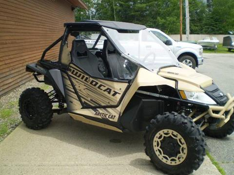 2016 Arctic Cat Wildcat X 1000 in Lancaster, New Hampshire