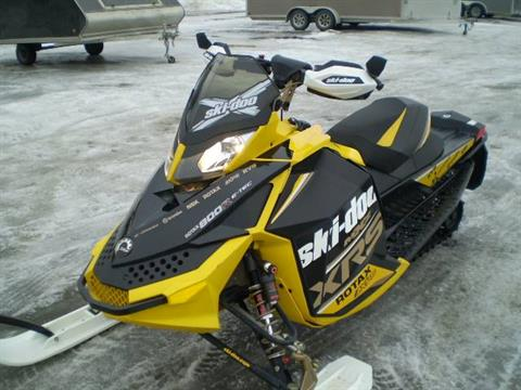 2012 Ski-Doo MX Z®  X®-RS E-TEC 800R in Lancaster, New Hampshire