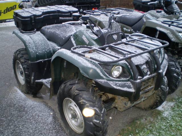 2007 yamaha grizzly 400 auto 4x4 for sale lancaster nh for Yamaha grizzly 400