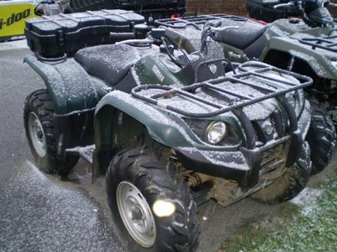 2007 Yamaha Grizzly 400 Auto. 4x4 in Lancaster, New Hampshire