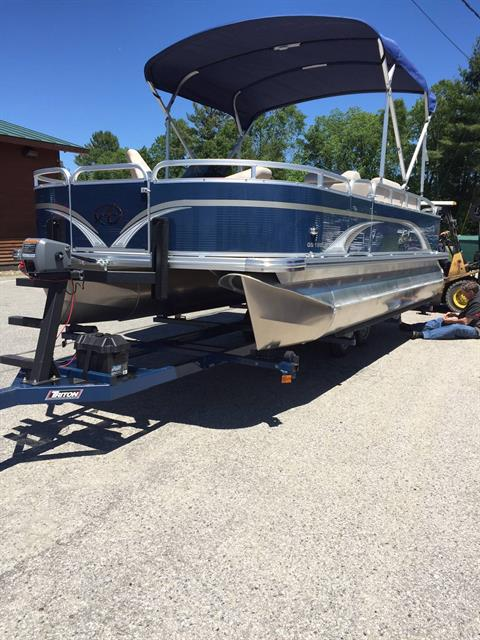 2016 Avalon GS Quad Fish 19 in Lancaster, New Hampshire - Photo 1