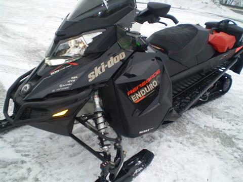2016 Ski-Doo Renegade Enduro 600 H.O. E-TEC ES in Lancaster, New Hampshire