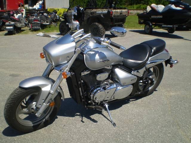New 2013 Suzuki Boulevard M50 Motorcycles in Lancaster, NH