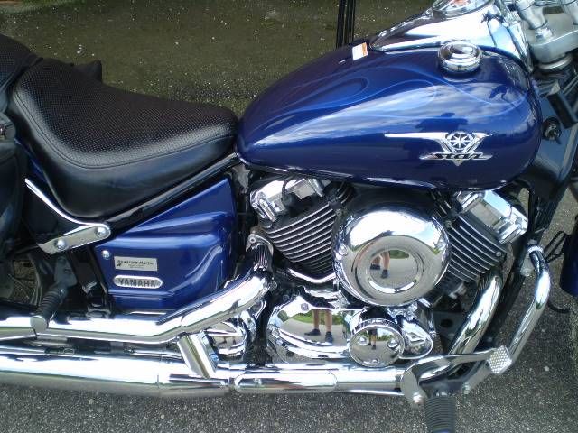 2005 Yamaha V Star® Custom in Lancaster, New Hampshire - Photo 5