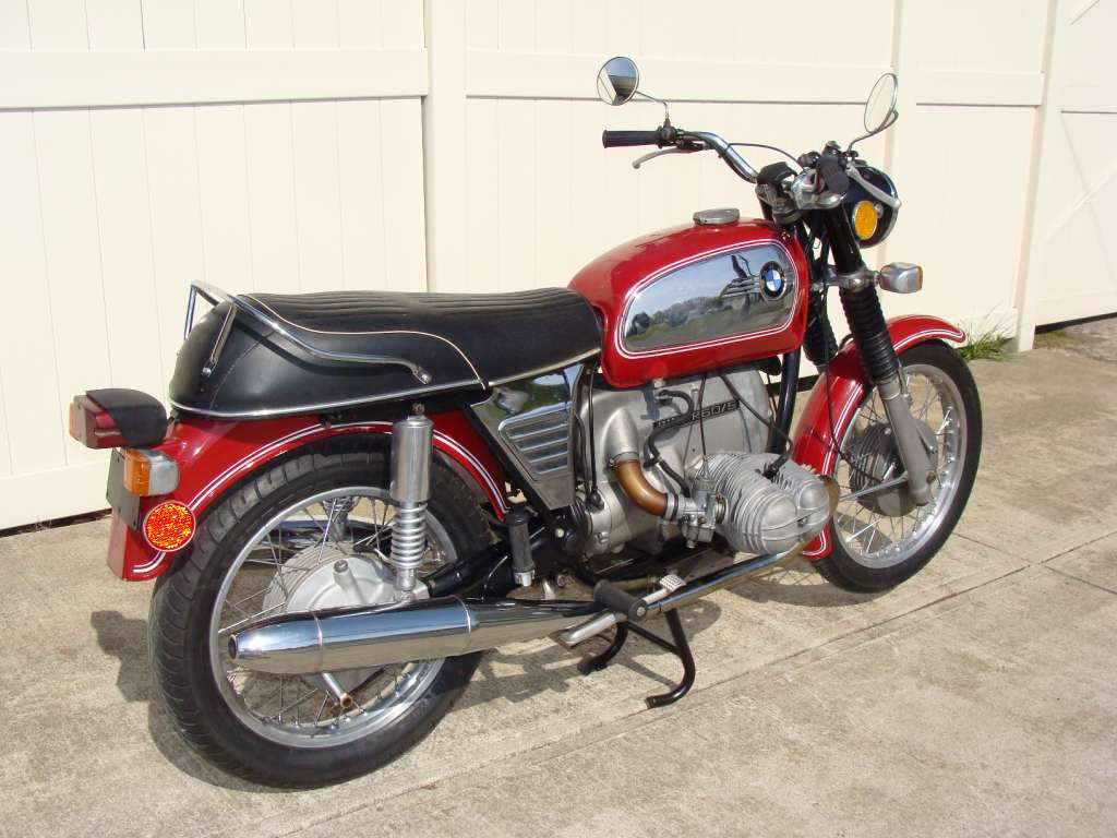 1973 bmw r60 5 lwb motorcycles lithopolis ohio. Black Bedroom Furniture Sets. Home Design Ideas