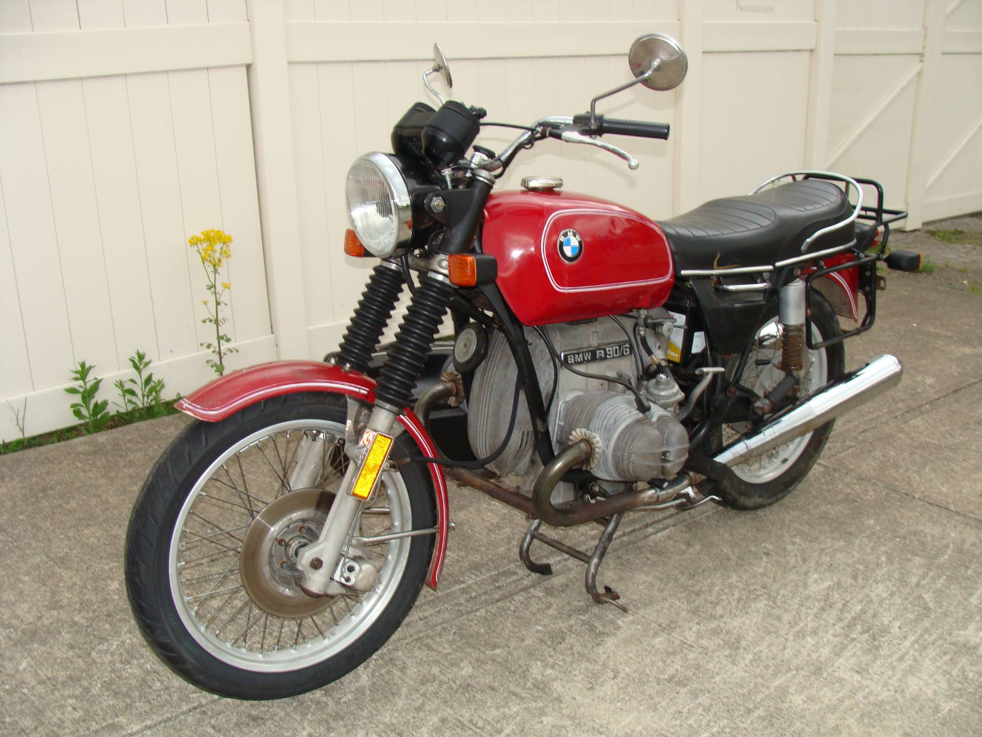 1974 BMW R90/6 in Lithopolis, Ohio