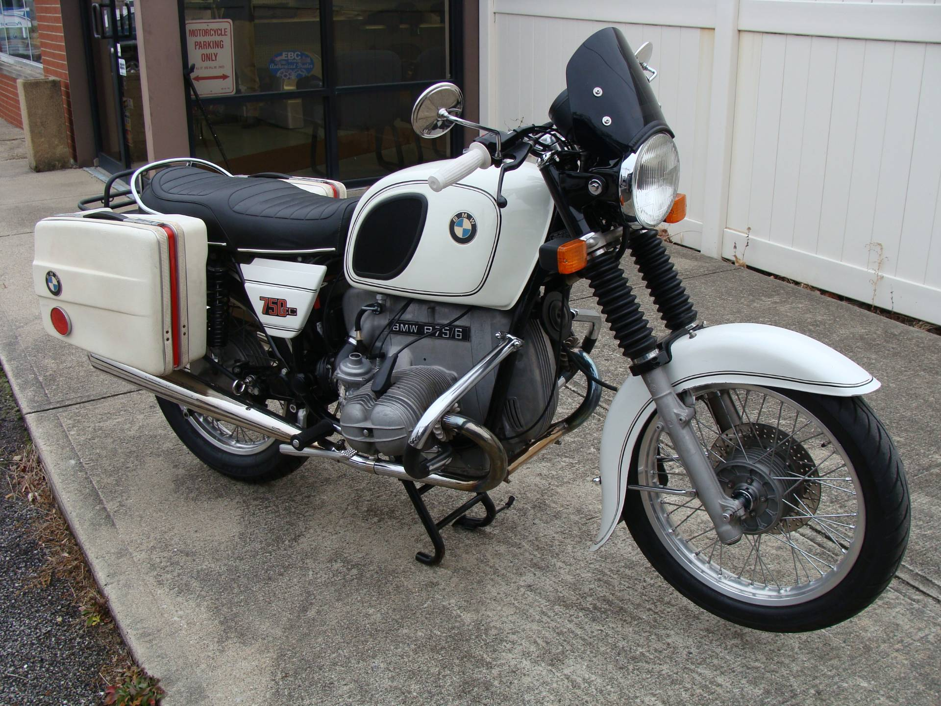 1976 BMW R75/6 in Lithopolis, Ohio - Photo 3