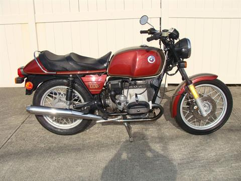 1983 BMW R80T in Lithopolis, Ohio - Photo 3