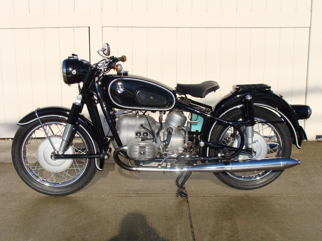 1966 Bmw R50 2 Motorcycles Lithopolis Ohio