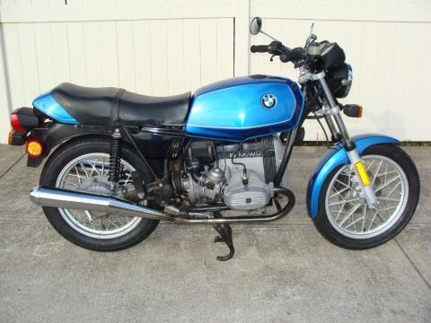 1983 BMW R65 in Lithopolis, Ohio