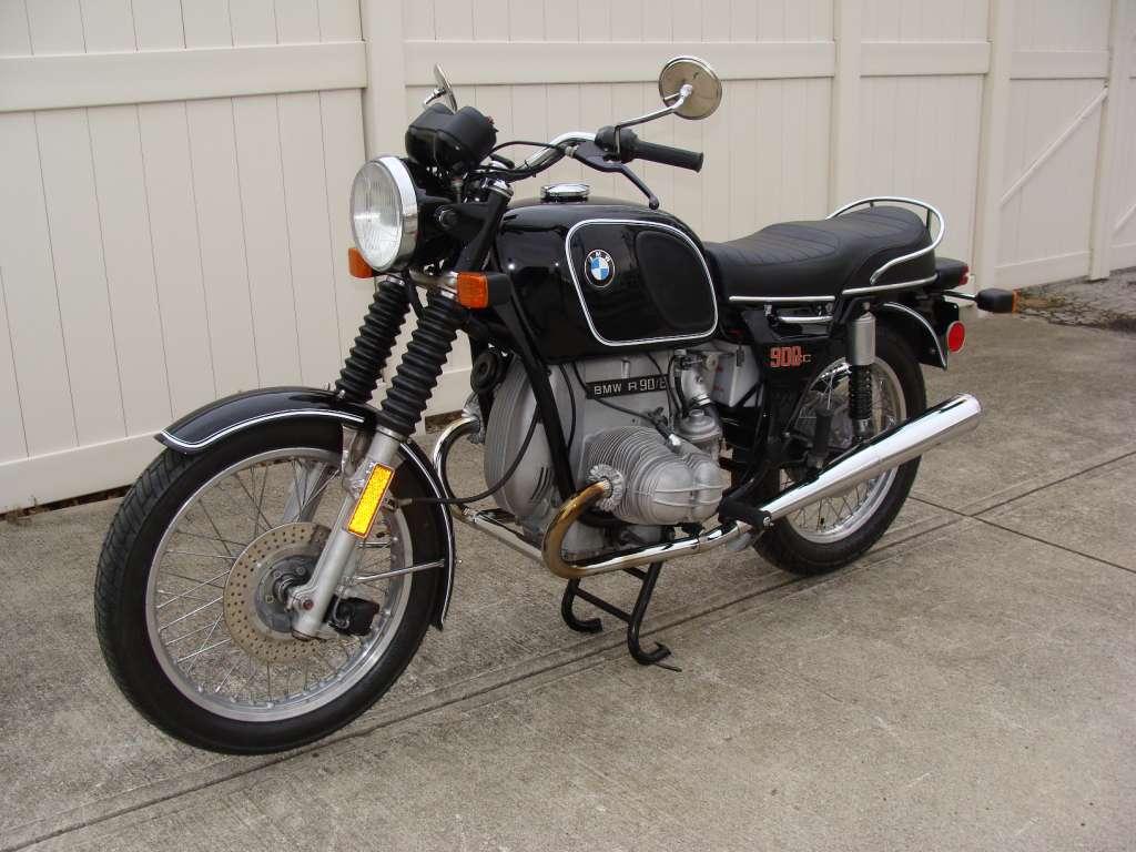 1975 bmw r90  6 motorcycles lithopolis ohio
