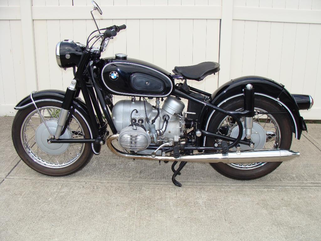 1967 bmw r60 2 motorcycles lithopolis ohio. Black Bedroom Furniture Sets. Home Design Ideas