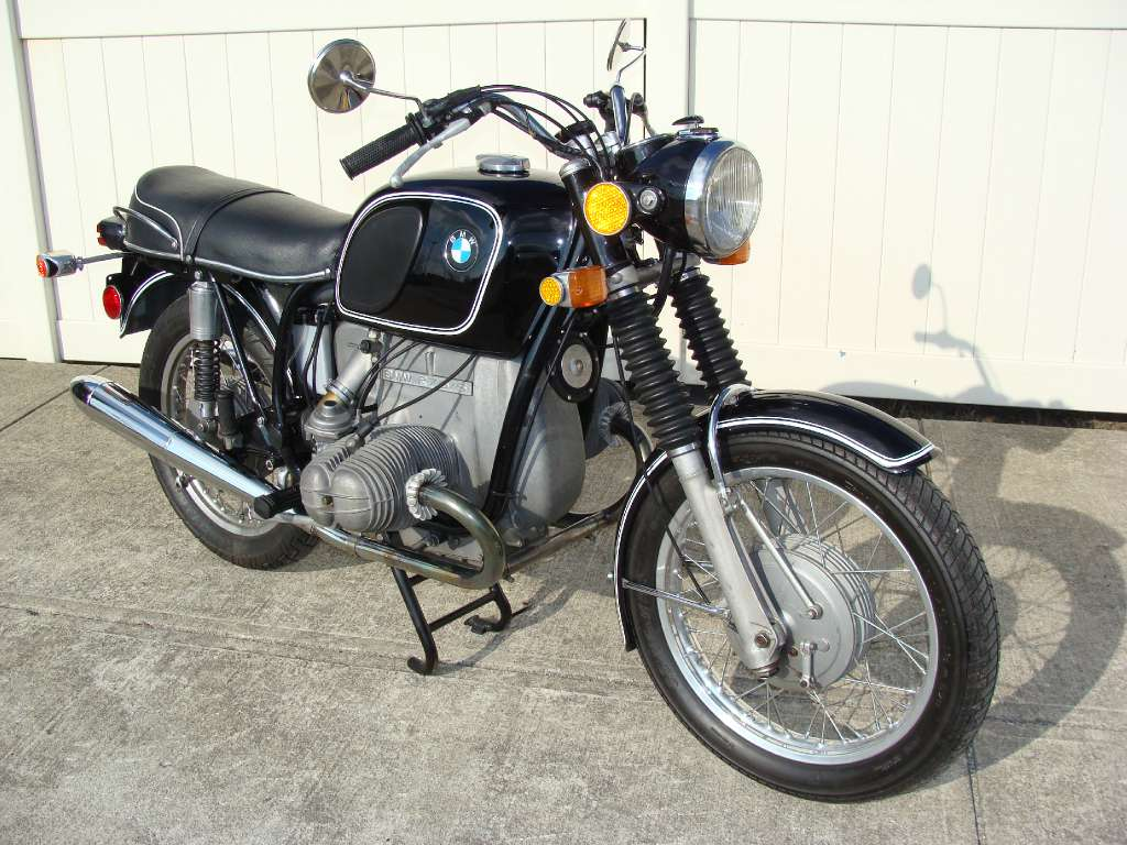 1971 BMW R75/5 SWB in Lithopolis, Ohio