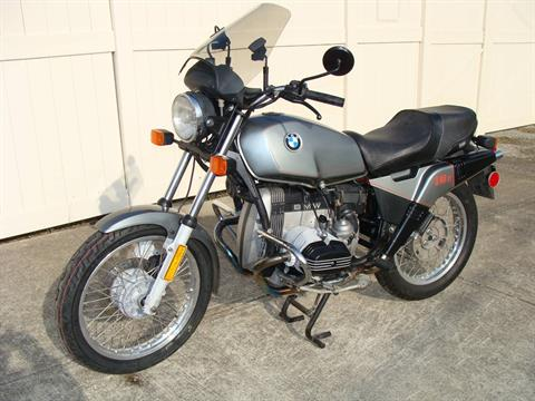 1983 BMW R80ST in Lithopolis, Ohio