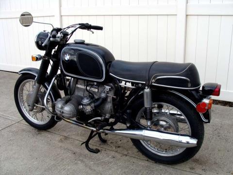 1970 bmw r75/5 motorcycles lithopolis ohio