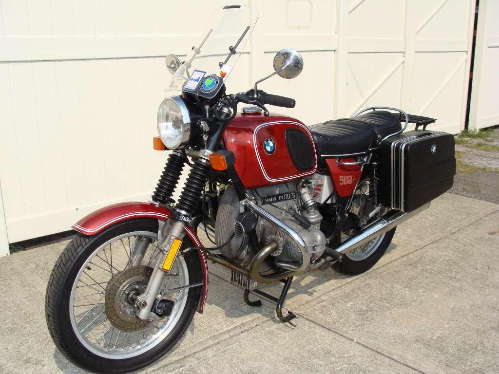 1976 bmw r90 6 motorcycles lithopolis ohio rh m re psycle com 2017 BMW Motorcycles Line Up 1975 BMW R90S Motorcycle