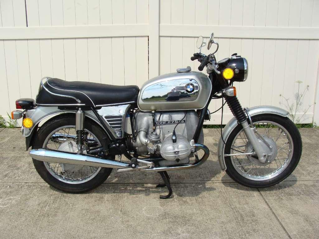 1973 bmw r75 5 lwb motorcycles lithopolis ohio. Black Bedroom Furniture Sets. Home Design Ideas