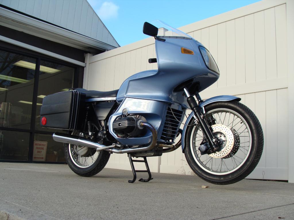 1977 Bmw R100rs Motorcycles Lithopolis Ohio