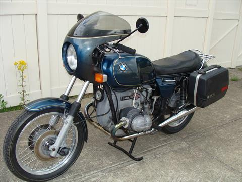 1974 BMW R90S in Lithopolis, Ohio