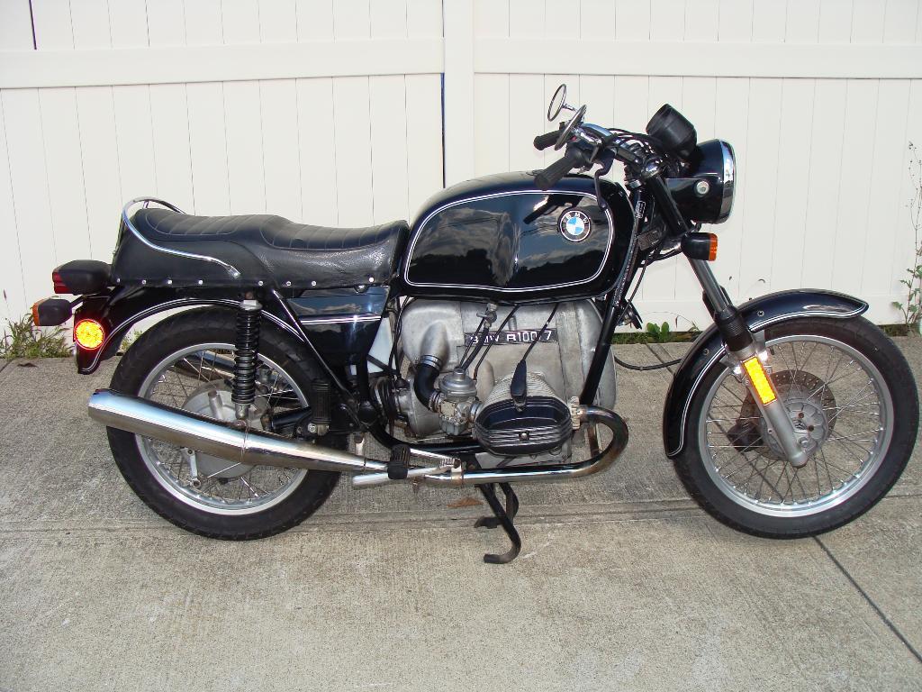 1977 bmw r100 7 motorcycles lithopolis ohio. Black Bedroom Furniture Sets. Home Design Ideas