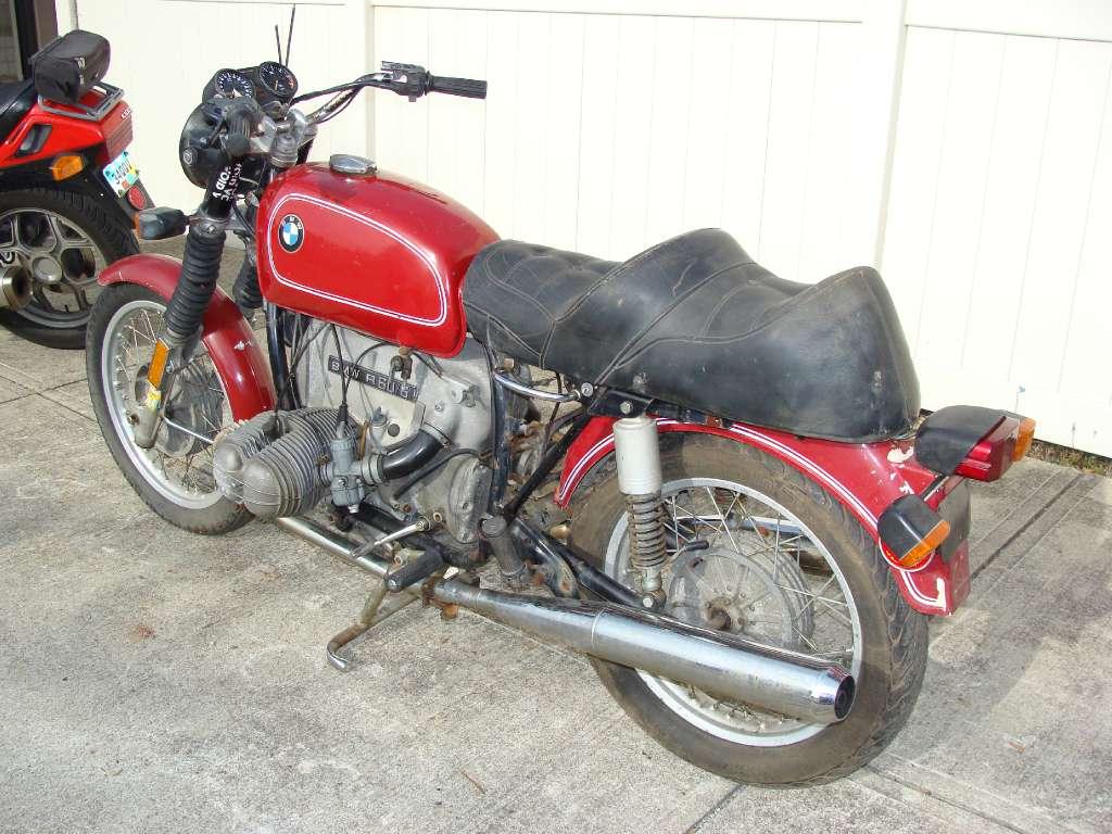 1976 bmw r60 6 motorcycles lithopolis ohio. Black Bedroom Furniture Sets. Home Design Ideas