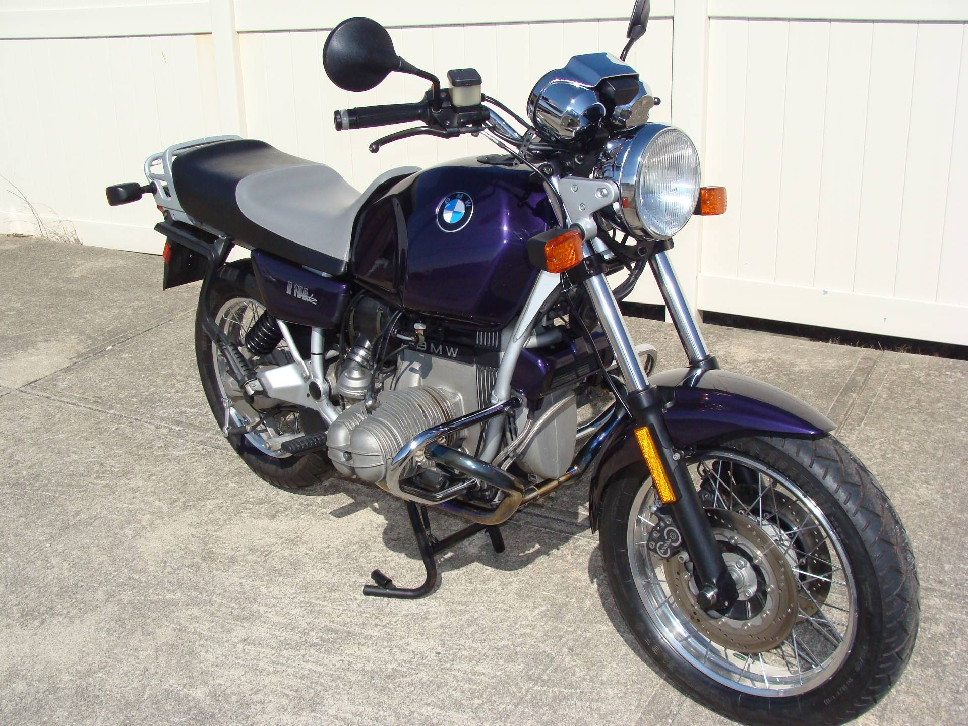 1992 BMW R100R in Lithopolis, Ohio - Photo 3