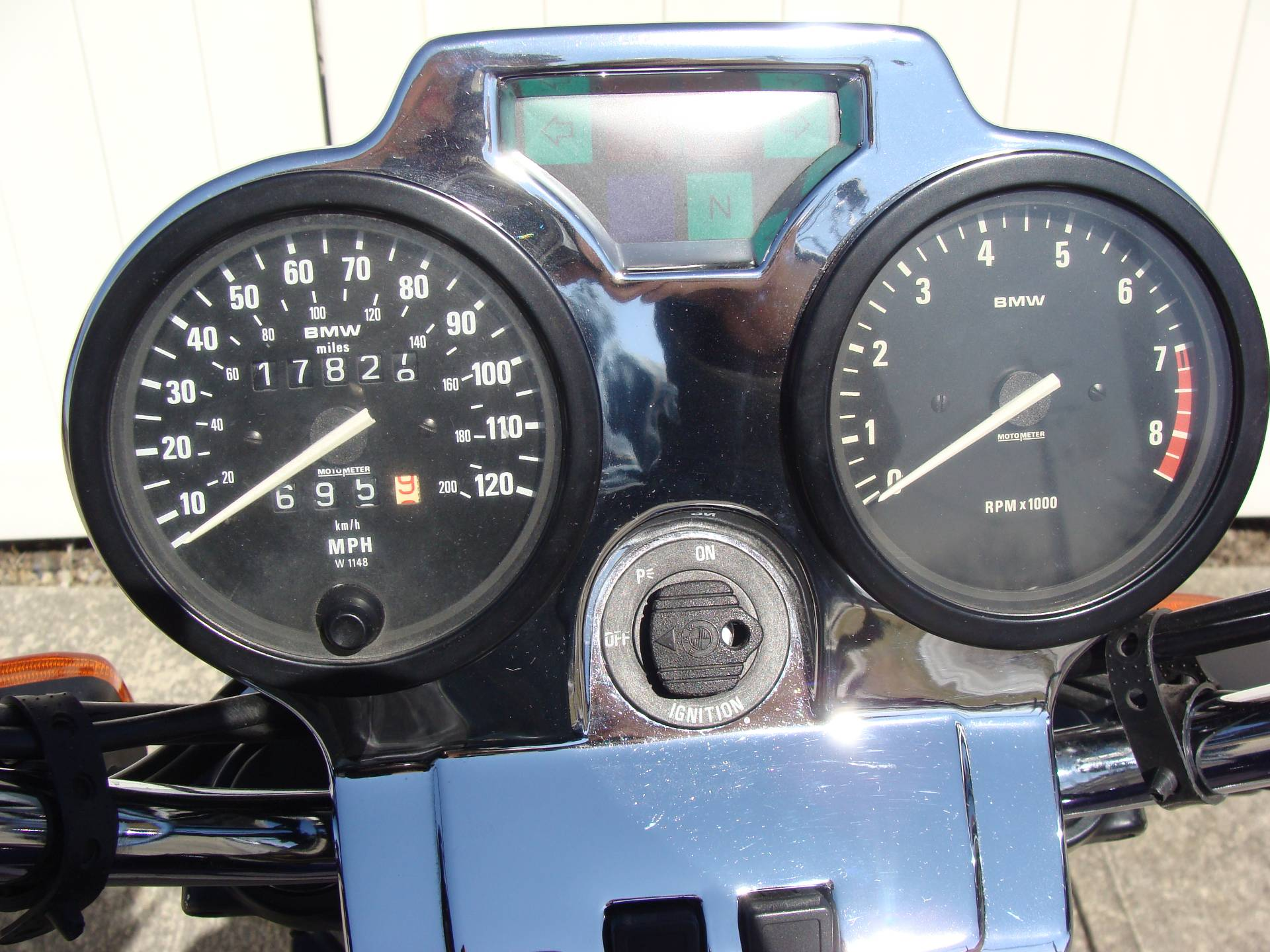 1992 BMW R100R in Lithopolis, Ohio - Photo 4