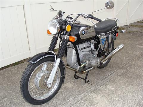 1972 BMW R75/5 SWB in Lithopolis, Ohio