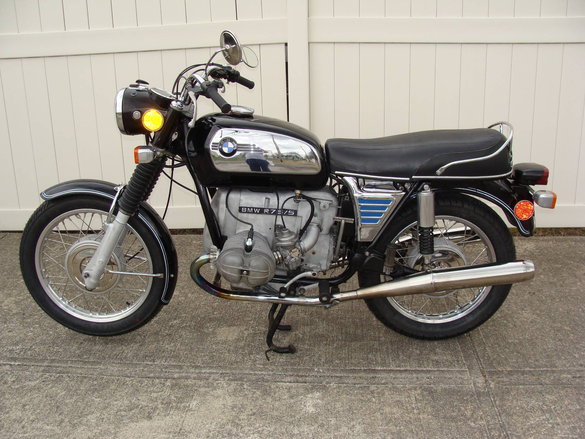 1972 BMW R75/5 SWB in Lithopolis, Ohio - Photo 2