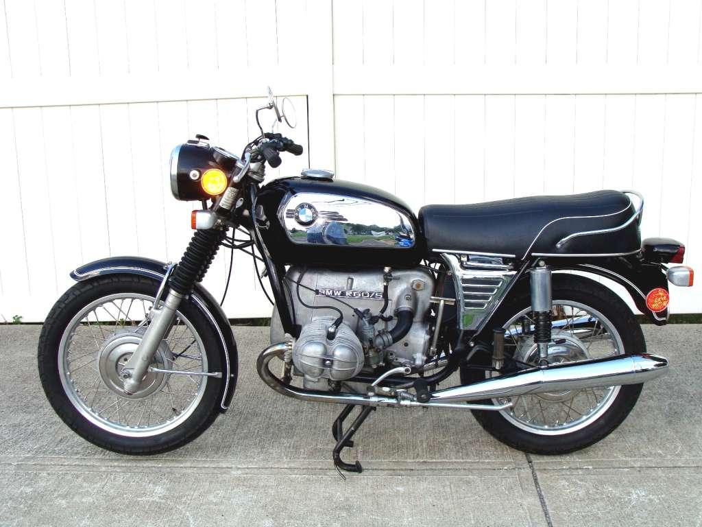 1973 bmw r60 5 swb motorcycles lithopolis ohio. Black Bedroom Furniture Sets. Home Design Ideas
