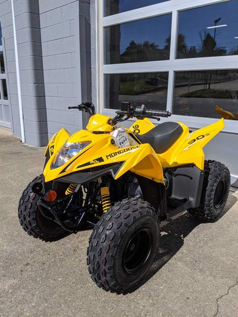 2021 Kymco Mongoose 90s in Jasper, Indiana - Photo 2