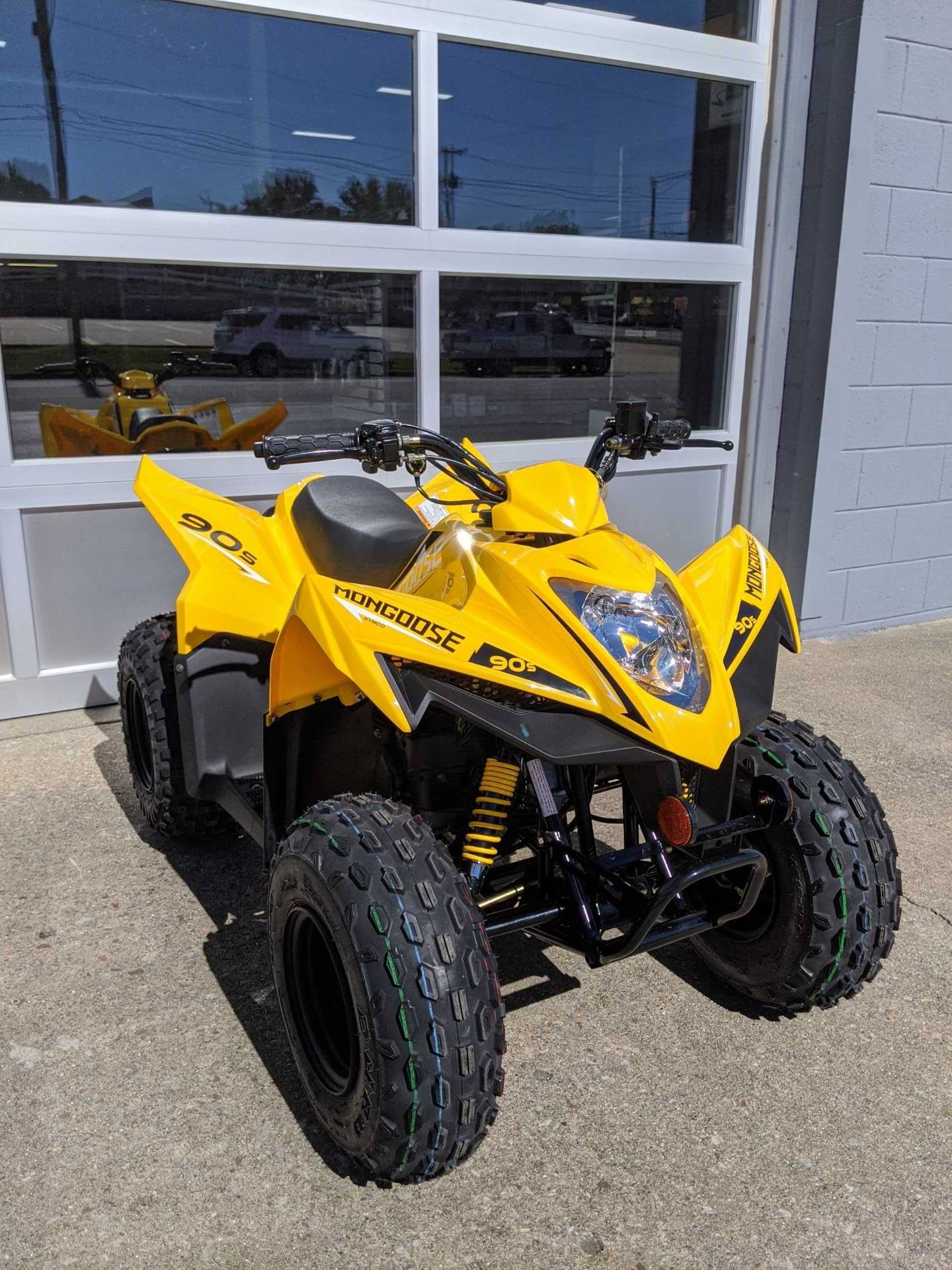 2021 Kymco Mongoose 90s in Jasper, Indiana - Photo 1