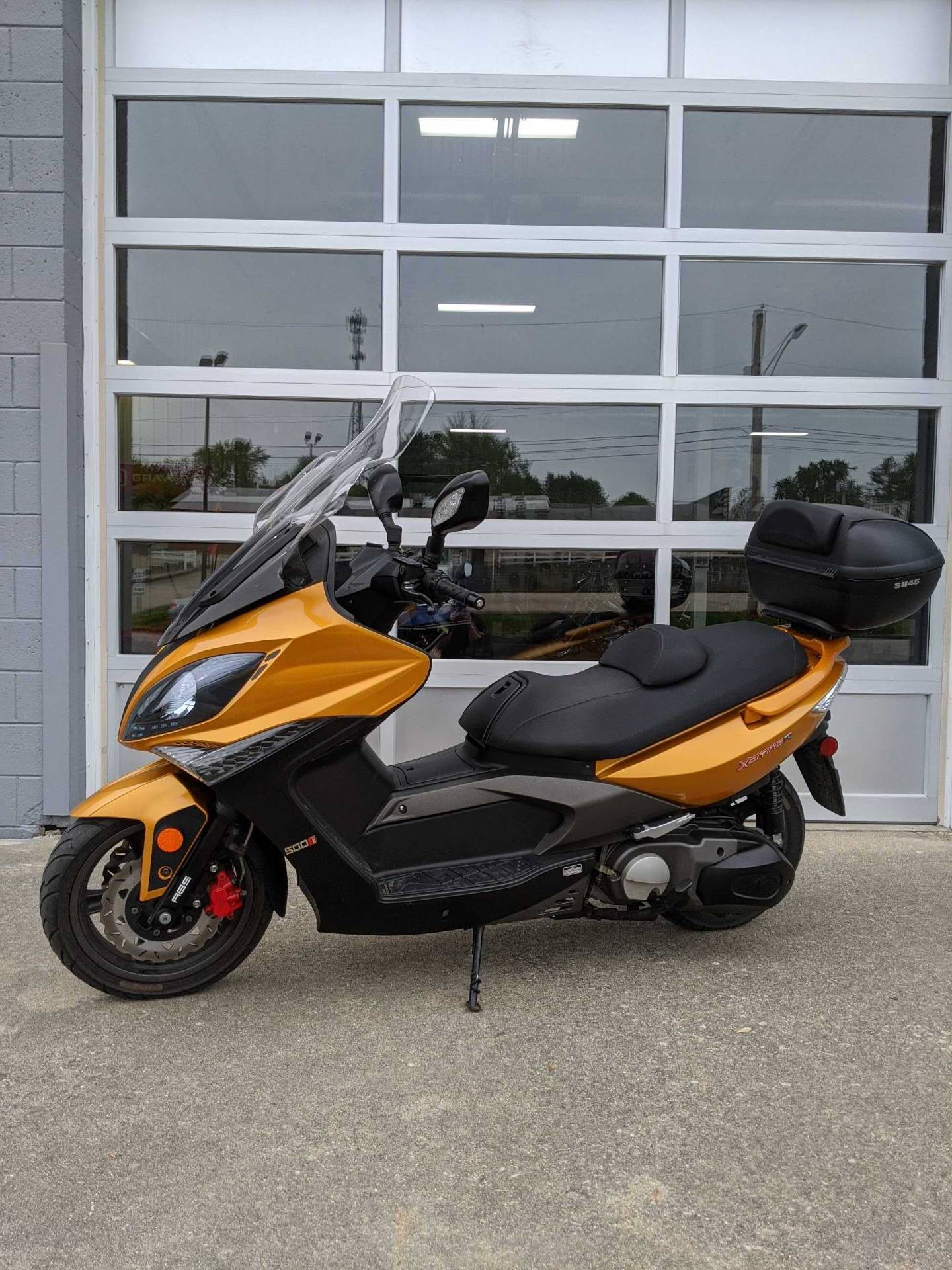 2016 Kymco Xciting 500 Ri ABS in Jasper, Indiana - Photo 1