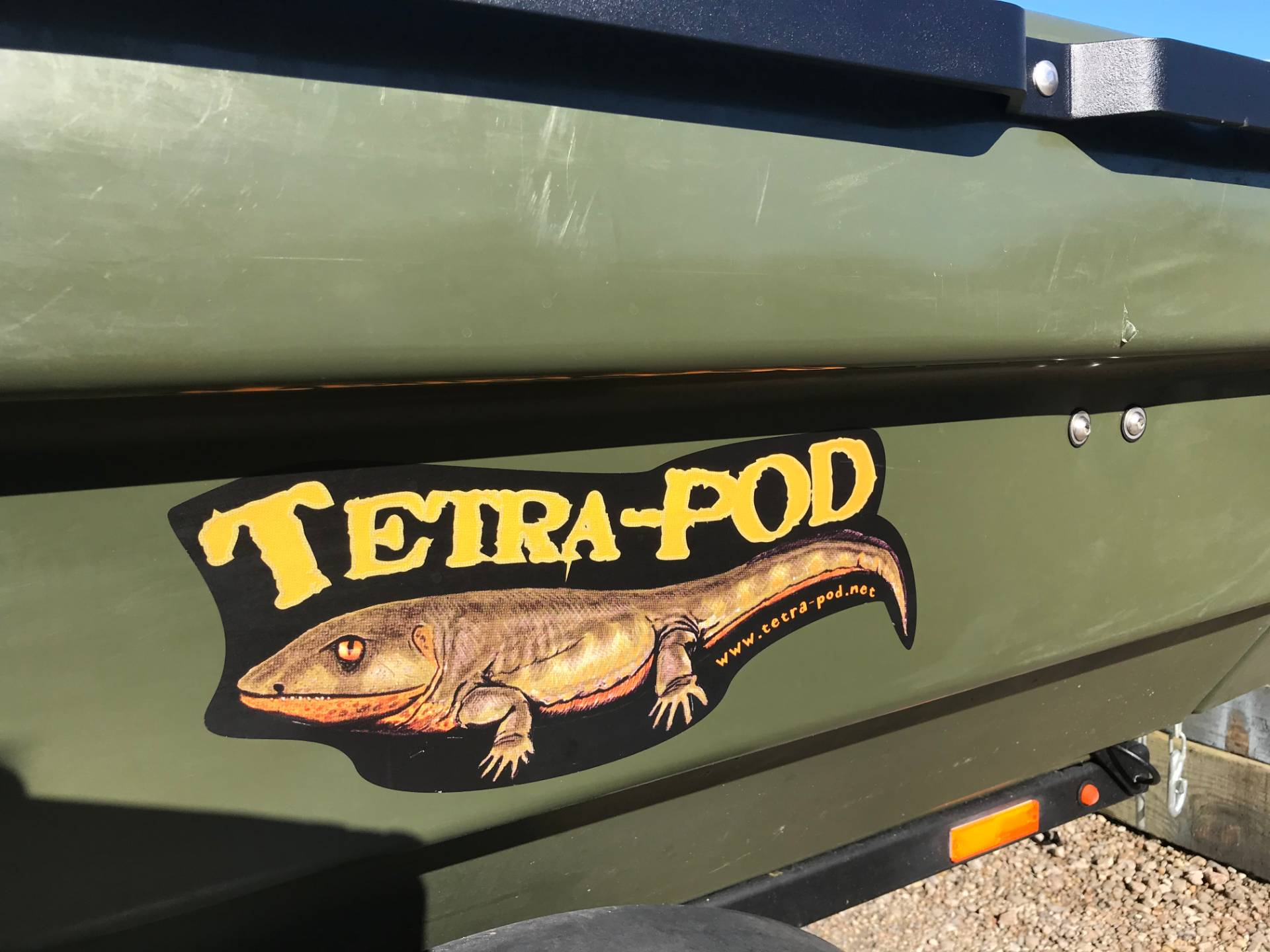 2017 Tetra-pod 11ft On Road in Norfolk, Virginia