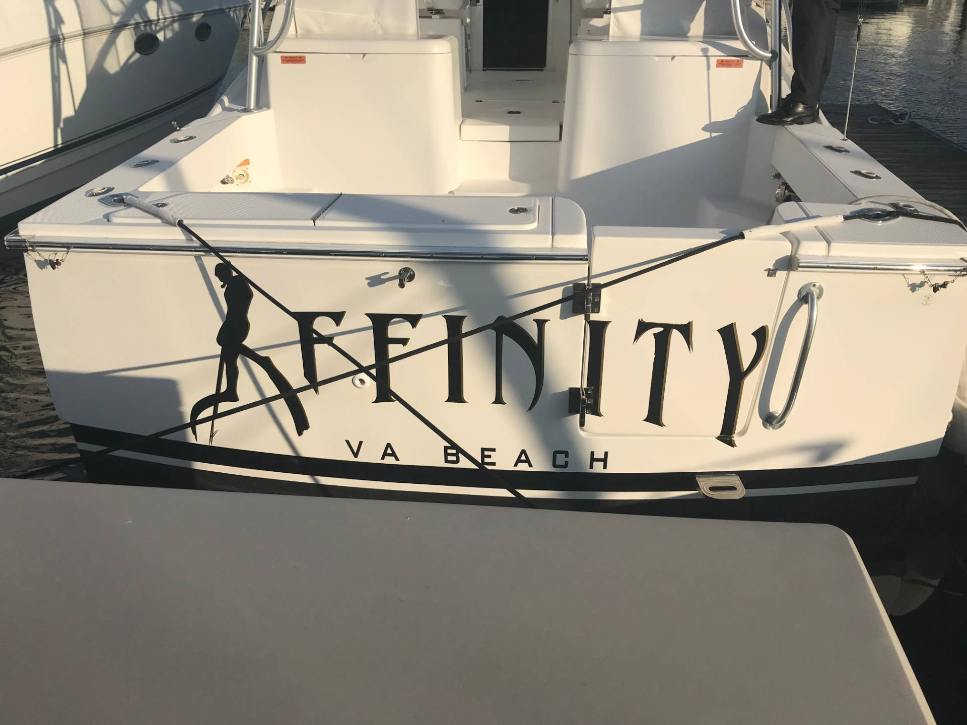 2006 Luhrs 31 Open in Norfolk, Virginia