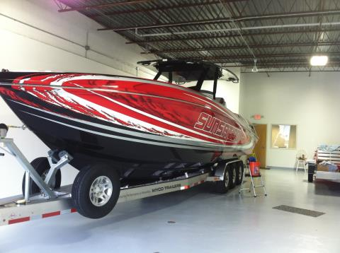 2014 Sunsation 34 CCX in Norfolk, Virginia