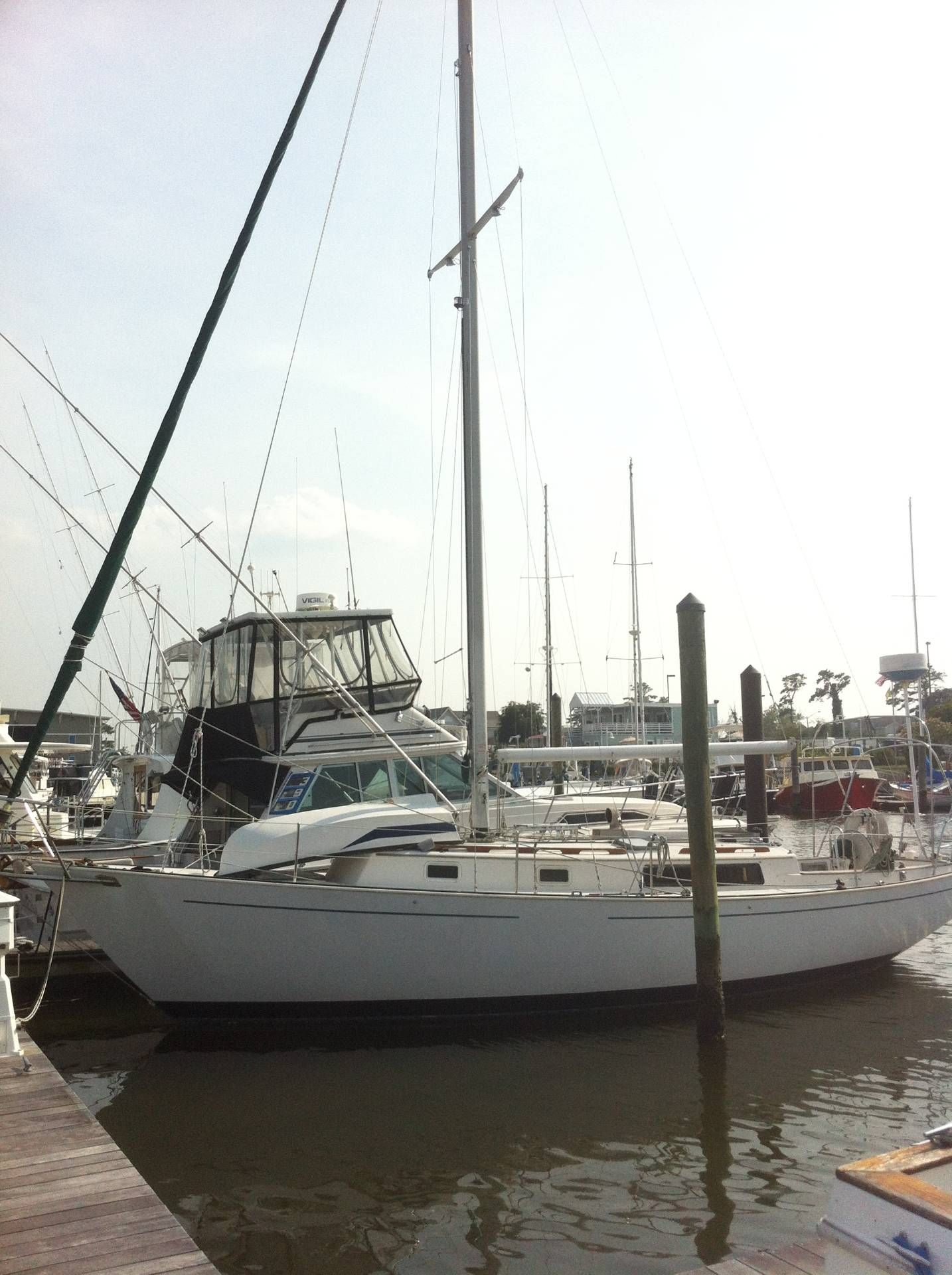 1981 Hinterhoeller 35 NIagara in Norfolk, Virginia