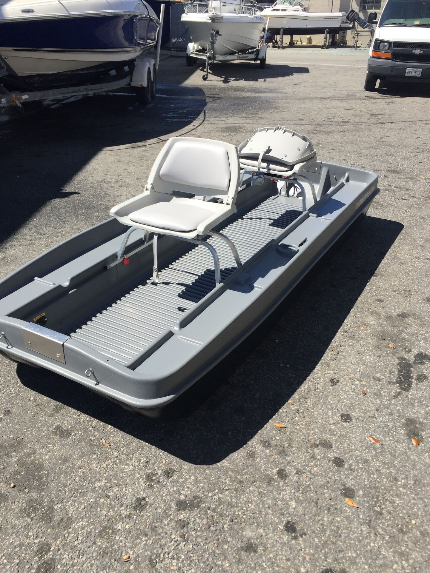 2015 Charloma pond prowler 10 in Norfolk, Virginia