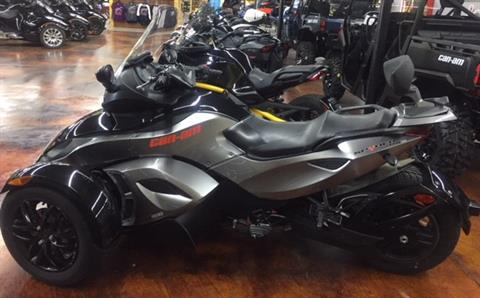 2011 Can-Am Spyder® RS-S SM5 in Springfield, Missouri