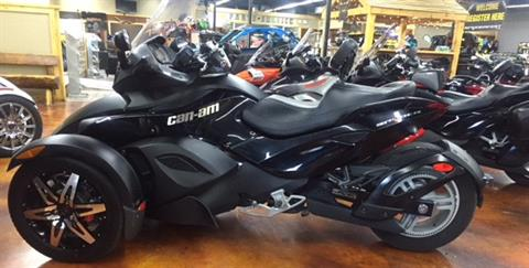 2009 Can-Am Spyder™ GS Phantom Black Limited Edition in Springfield, Missouri