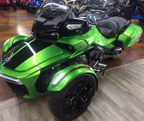 2017 Can-Am Spyder F3-T SM6 in Springfield, Missouri