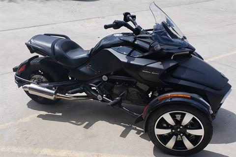 2015 Can-Am Spyder® F3-S SM6 in Joplin, Missouri - Photo 2