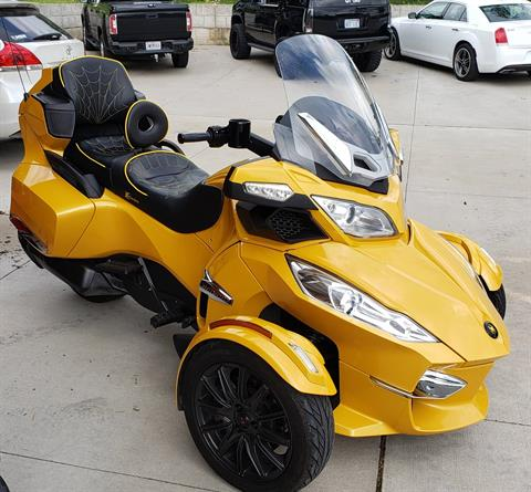 2013 Can-Am Spyder® RT-S SM5 in Joplin, Missouri