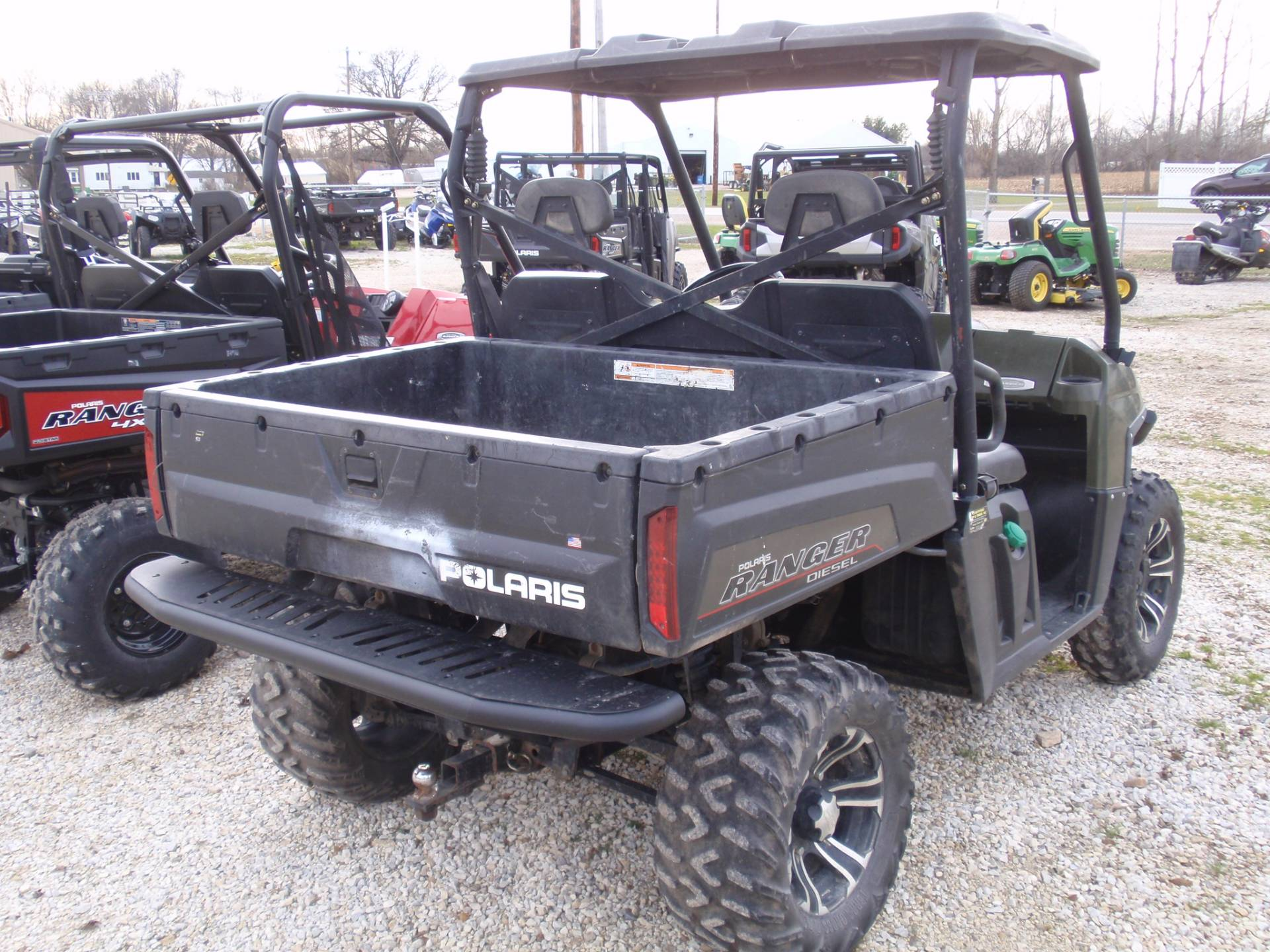 2011 Polaris Ranger® Diesel in Iowa Falls, Iowa