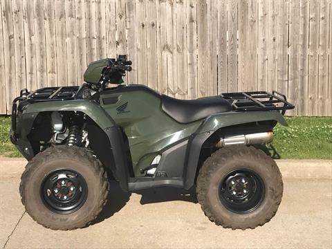 2016 Honda FourTrax Foreman 4x4 Power Steering in Chesterfield, Missouri