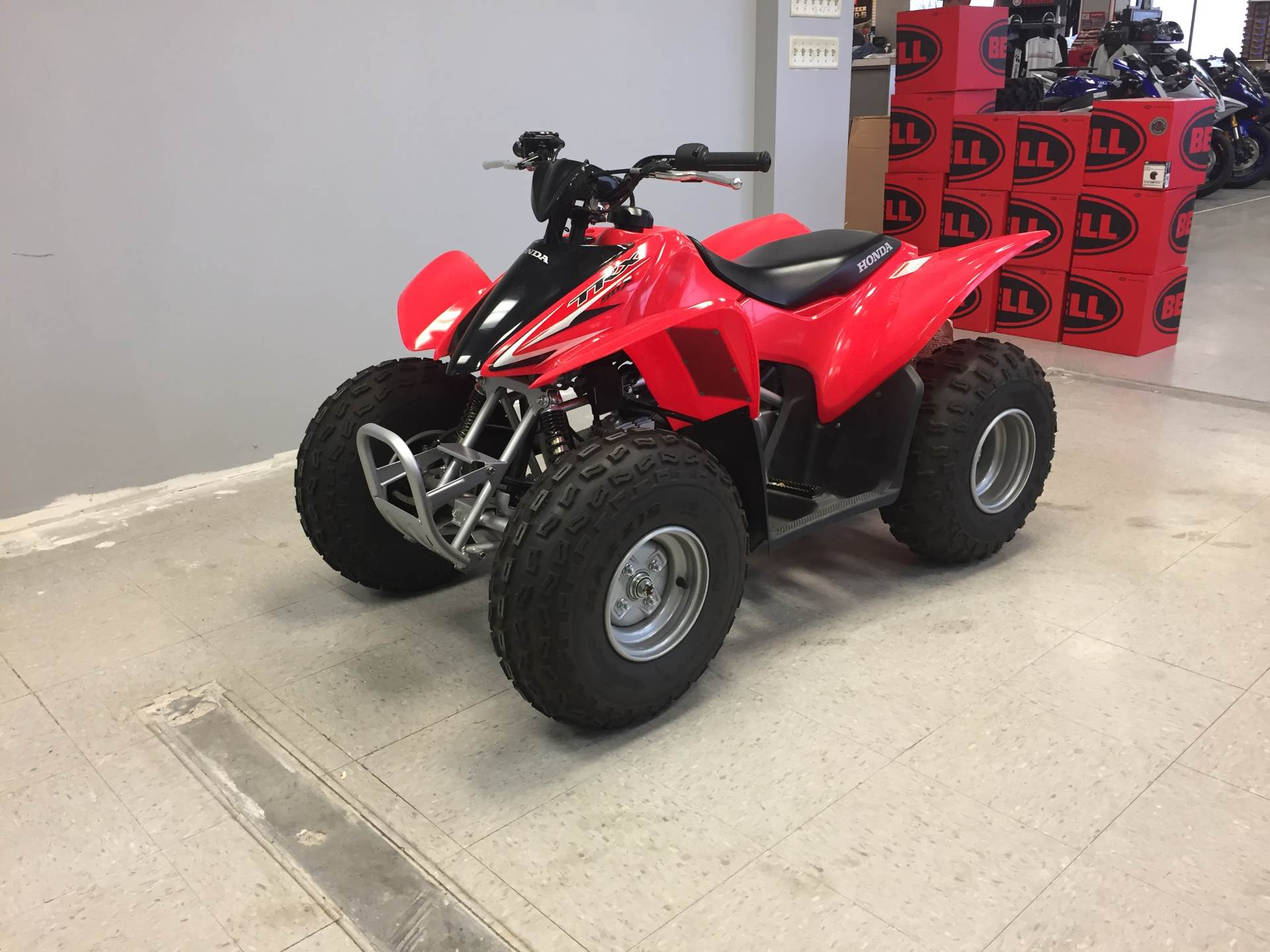 2016 Honda TRX90X in Chesterfield, Missouri