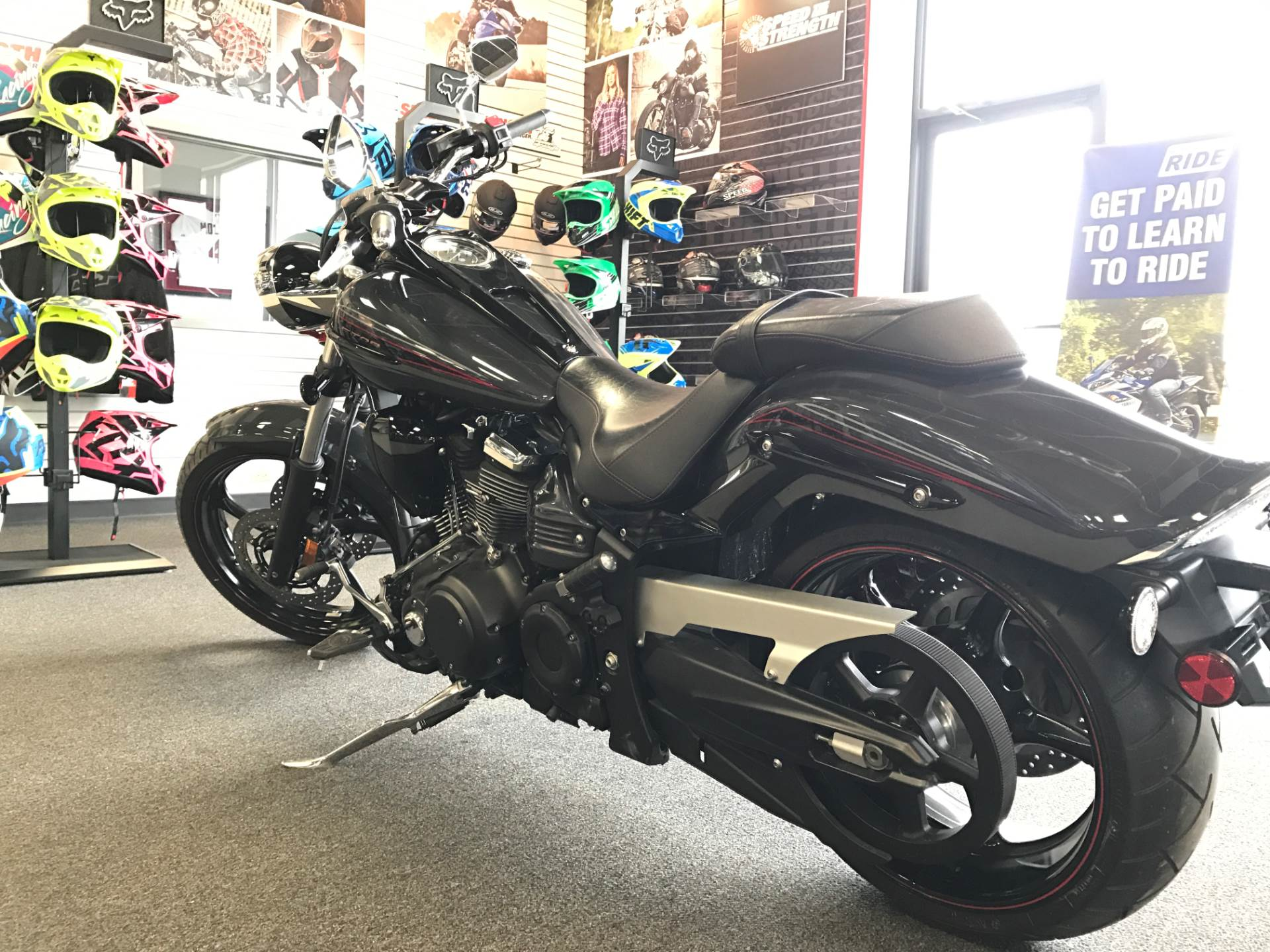 2015 Yamaha Raider in Chesterfield, Missouri