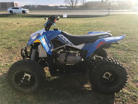 2014 Polaris Outlaw® 90 in Chesterfield, Missouri
